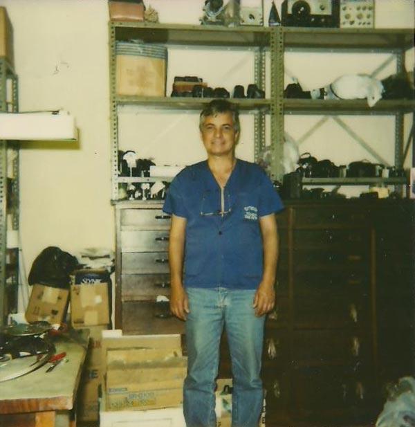 História da Optisom Junho 1982